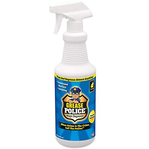 Grease Police Magic Degreaser by BulbHead -...