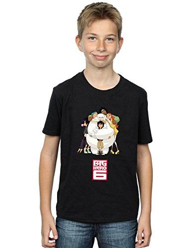 Disney Niños Big Hero 6 Baymax Hug Camiseta