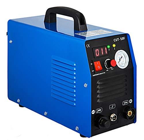 CUT50 50AMP CORTADOR DE PLASMA HF Inversor Digital Plasma Plasma Máquina de corte de soldadura IGBT MÁQUINA DE SOLDADURA DIGITAL
