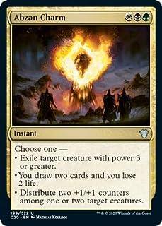 Magic: The Gathering - Abzan Charm - Commander 2020