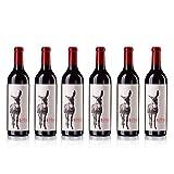 TETU 2013 - Vin Rouge IGP Côtes Catalanes - Cépage 100% Grenache - Lot de 6x75 cl - 90/100 Robert Parker.