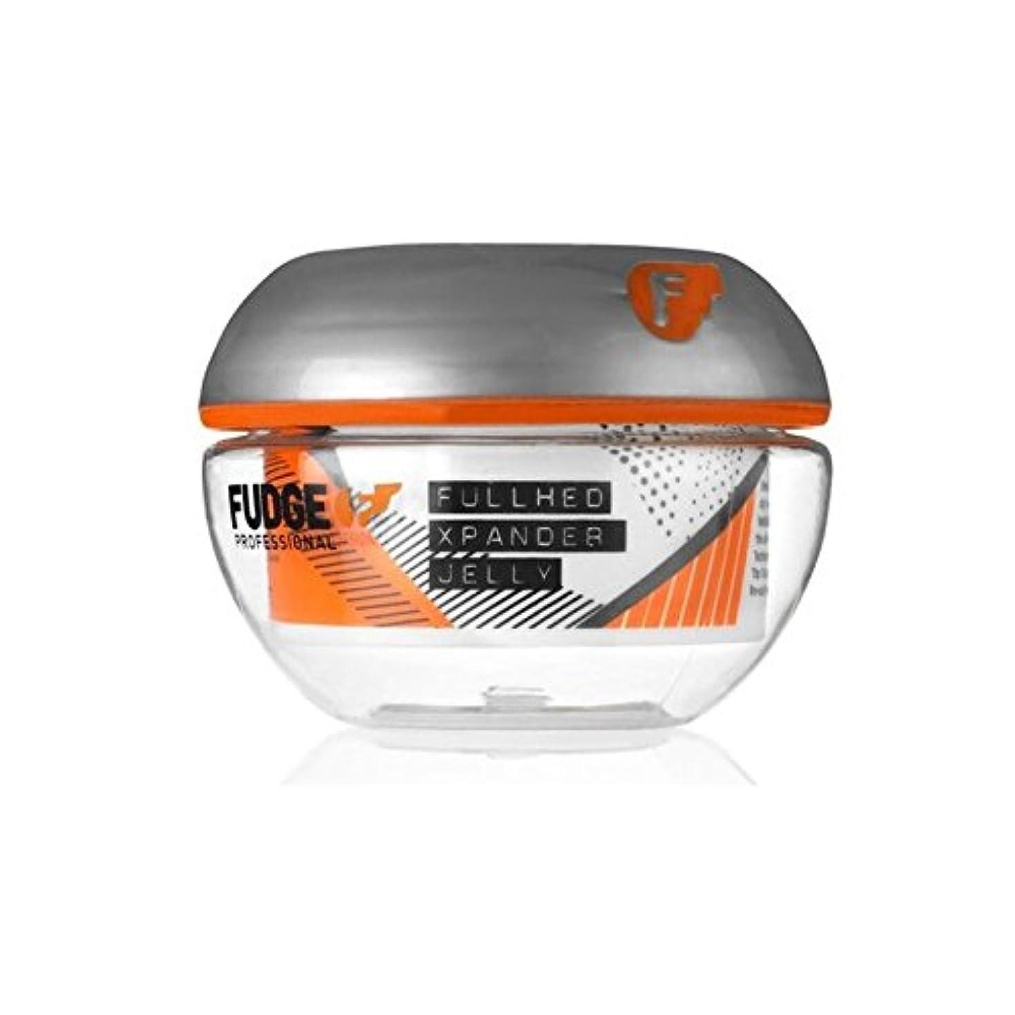 証人独裁者干渉ファッジ ゼリー(75グラム) x4 - Fudge Fullhed Xpander Jelly (75G) (Pack of 4) [並行輸入品]