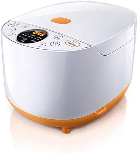 Cuisinière Multi-Ménage, Mini Riz Machine 3 L Rice Cooker 3 Personnes Électrique Rice Cooker Food Steamer Intelligent
