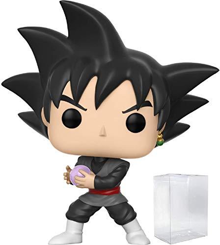 Funko Pop! Anime: Dragon Ball Super - Goku Black Vinyl Figure (Bundled with Pop Box Protector CASE)
