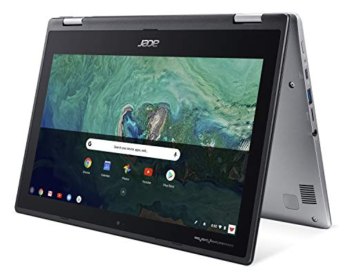 For Sale! Acer Chromebook Spin 11.6 CP311-1H-C1FS Convertible Laptop Celeron N3350 / Hd Touch / 4GB...
