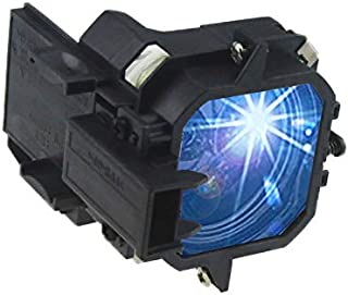 Huaute V13H010L27 / ELPLP27 Replacement Projector Lamp with Housing for Epson PowerLite 54c 74c / EMP-54 EMP-54c EMP-74 EMP-74c EMP-74L EMP-75 Projectors