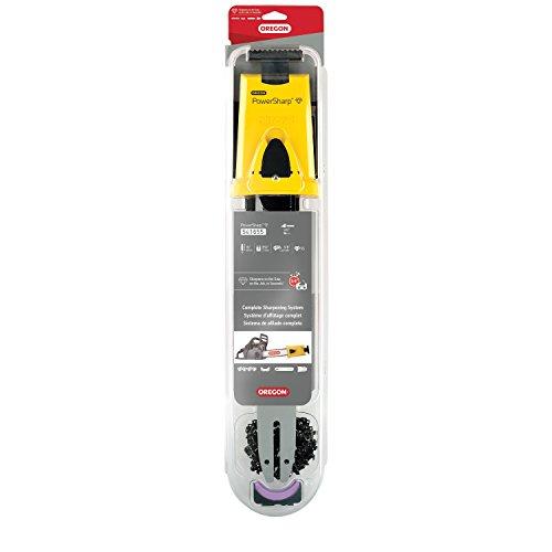 Oregon 541655 16-Inch PowerSharp Starter Chainsaw Sharpening Kit for Stihl, Olympyk, Oleo-Mac Chainsaws