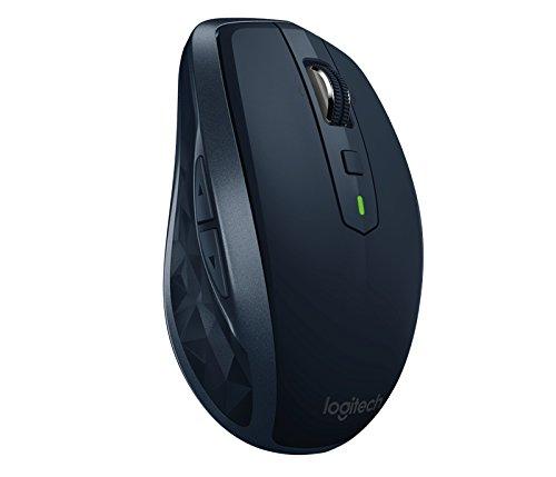 LOGITECH MX Anywhere 2 Wireless Mobile Mouse - Navy - 2.4GHZ - EMEA