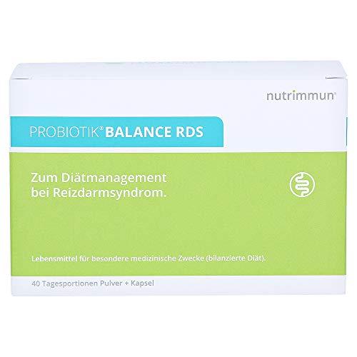 PROBIOTIK balance RDS 40x2 g+40 Kapseln Kombipack. 1 Packung