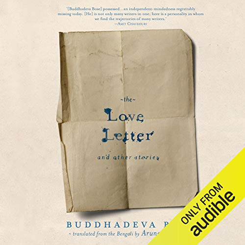 The Love Letter and Other Stories Titelbild