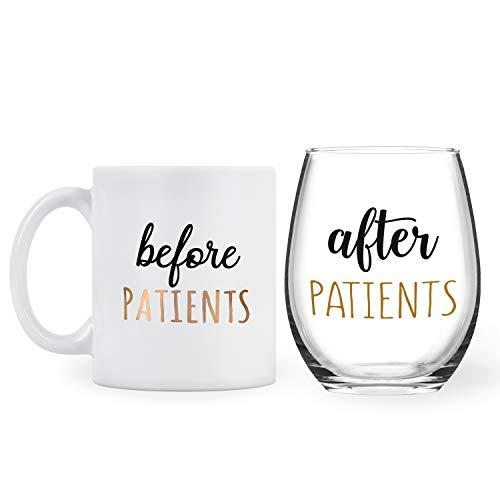 Before Patients, After Patients