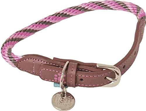 Lief! hondenhalsband girls 30x0,8 cm
