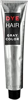 onewell Hair Dye Color Unisex DIY Fashion Gray Silver Color Super Gray Hair Cream 100ml/