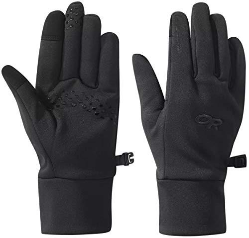 Outdoor Research Damen W's Vigor Midweight Sensor Gloves Handschuheinlagen, schwarz, Large