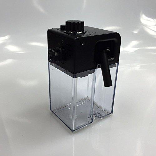 DeLonghi Lattissima EN520 Milchbehälter komplett mit Deckel und Ansaugrohr (7313238361 / 5513224751)