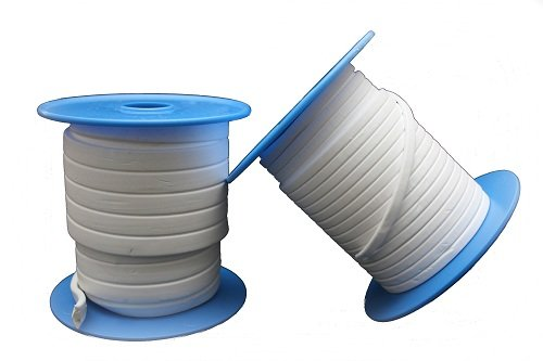 PTFE Dichtband Dichtband, Dichtung, Flachdichtung, Industriequalität TOP (5x2mm / 25m)