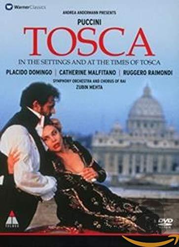 Tosca (Film A.Andermann)(Opera Completa)(Dvd)