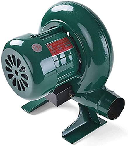 Leaf Blower, KUTRA Centrifugal Electric Air Spother Forge Forge Engranaje Soplador De Engranajes, Copos De Cobre Industrial Barbacoas Barbacoas Ventilador De La Bomba Forja De Carbón BARBACOA Encended