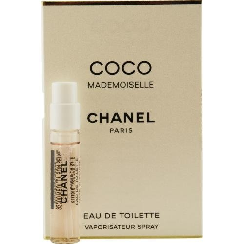 CHANEL COCO MADEMOISELLE by Chanel Edt Spray Vial On Card Mini