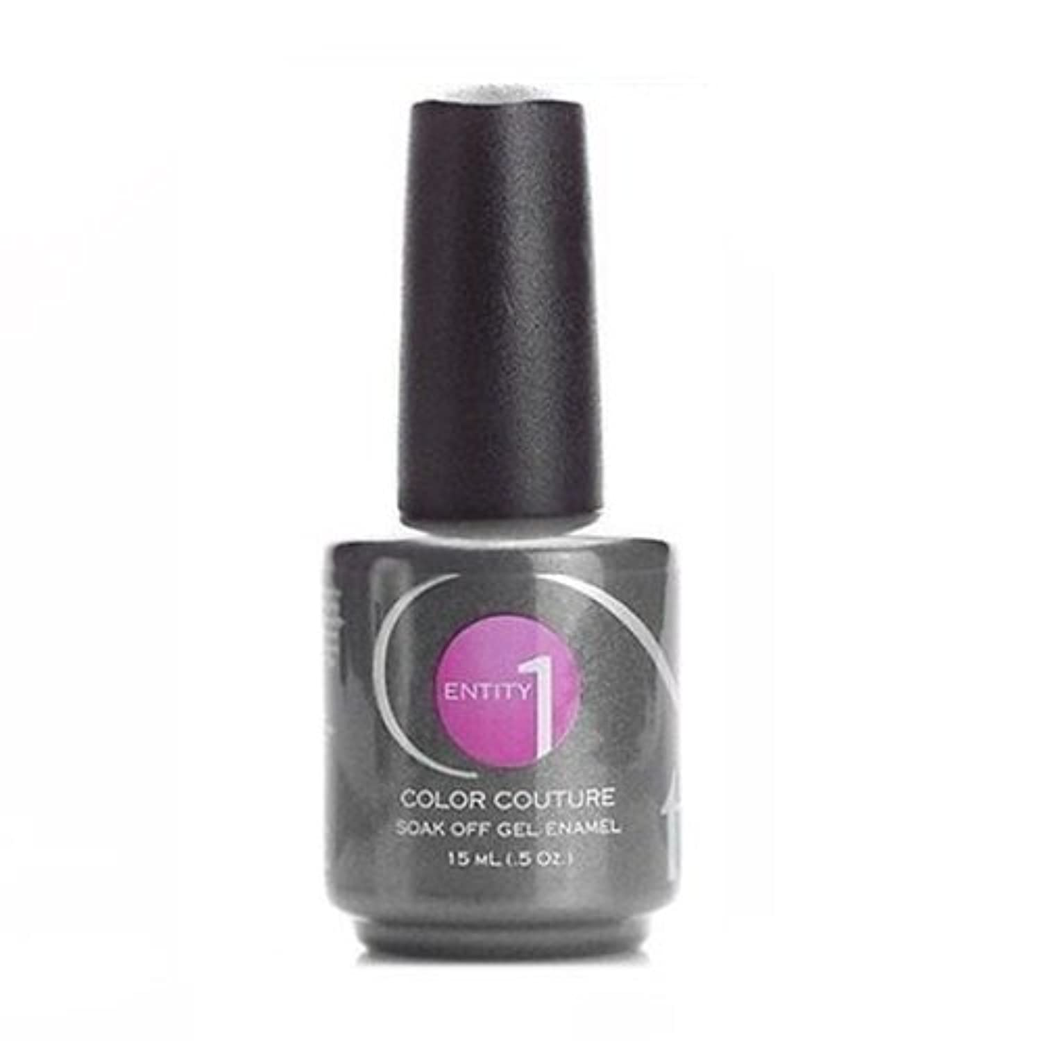 会話型ヒール姓Entity One Color Couture Gel Polish - Sweet Chic - 0.5oz / 15ml