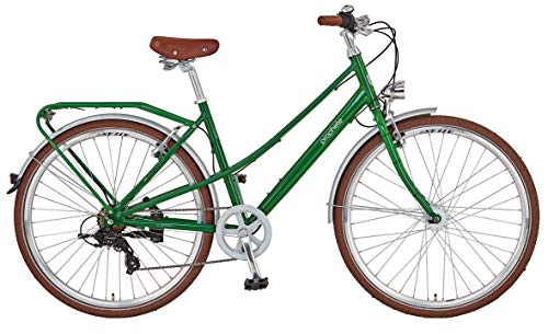 Prophete Unisex– Erwachsene GENIESSER Retro City Bike 28