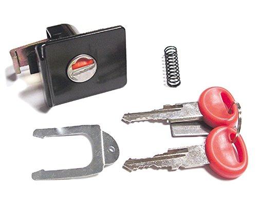 Serrure pour boîte à gants VESPA PX125 E 98 / Millenium 125 cc 2T AC 98- VNX1T
