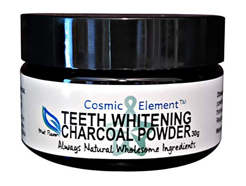 Activated Charcoal Oral Care Teeth Whitening Powder