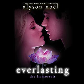 Everlasting audiobook cover art
