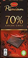 Marabou マラボウ プレミアム チリ味 板チョコレート 100g × 20枚 スゥエーデンのチョコレートです  [海外直送品] [並行輸入品]
