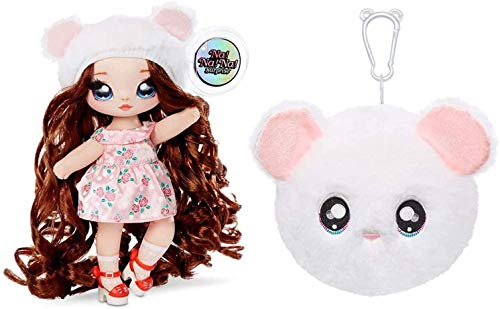 Na Na Na Surprise Doll 2in1, Series 2 - Misha Mouse (Arc)