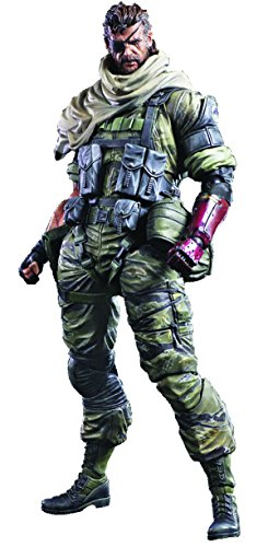 Metal Gear Solid V Phantom Pain Play Arts Kai Venom Snake