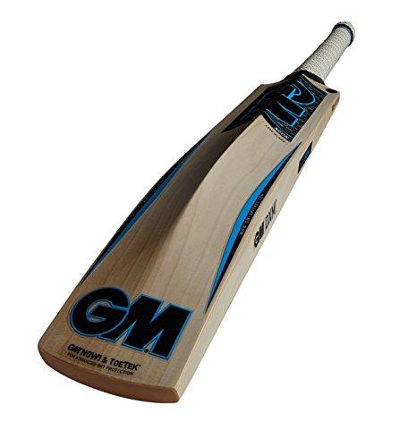 Gunn & Moore Neon L540 DXM-303 Kricket-Schläger, blau, Einheitsgröße