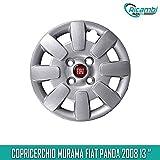 Murama 1302 - Tapacubos para Fiat Panda 2008