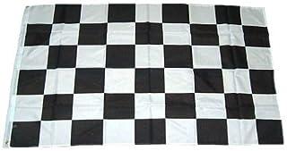 MM Start/Ziel Flagge/Fahne, 150 x 90 cm, wetterfest, mehrfar