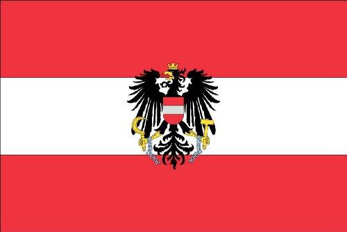 Flag Co Drapeau Autriche Eagle 1,5 x 0,9 m