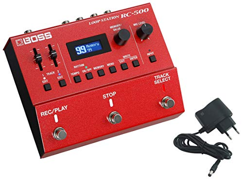 BOSS RC-30 - Loop Station/Looper + alimentatore di rete a 9 V shop2rock
