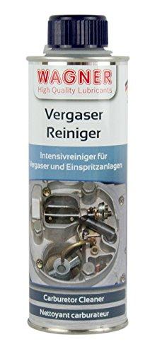 WAGNER Vergaser-Reiniger Kraftstoffsystem-Reinigung für Benzin-Motoren - 048300 - 300 ml