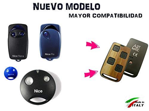 HR Multi 3 Mando DE Garaje Compatible Nice SMILO Nice FLO FLORS SMILO