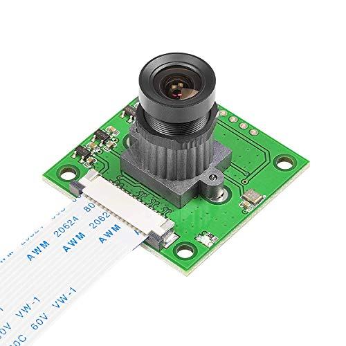 Arducam Raspberry Pi Kamera M12 Objektivmodul M12-Objektiv-Kamera für Raspberry Pi