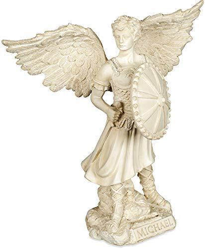 Angelstar Erzengel Figur, Michael, 17,8cm