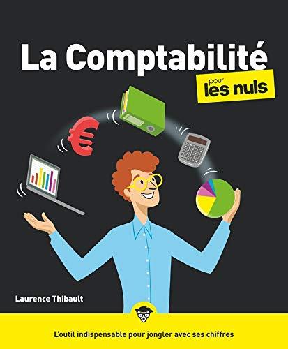 COMPTABILITÉ POUR LES NULS (LA) + LIVRET PLAN COMPTABLE GÉNÉRAL INCLUS