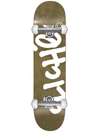 Clichà Skateboard Complete Deck Handwritten 8.25