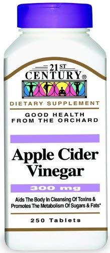 21st Century Apple Cider Vinegar Pills