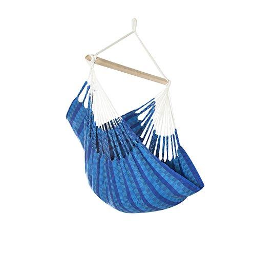 lallax Hammocks® kingsize Catalina–Hamaca Azul