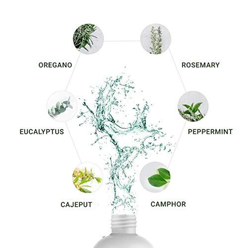 Antifungal Tea Tree Oil Body Wash