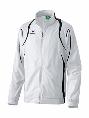 Erima Razor Line Veste de survêtement Enfant Polyester blanc/noir/blanc XL/XXL