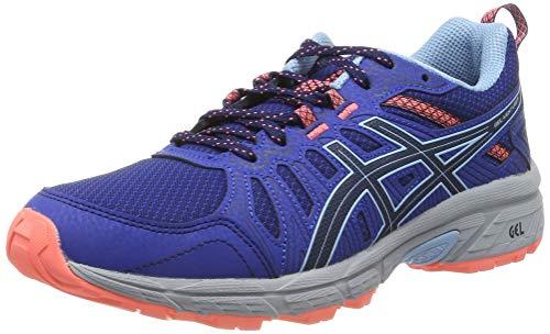 ASICS Gel-Venture 7, Scarpe da Running Donna, Blu (Blue Expanse/Heritage Blue 400), 38 EU
