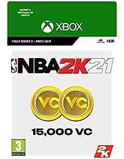 NBA 2K21: 15,000 VC | Xbox - Codice download