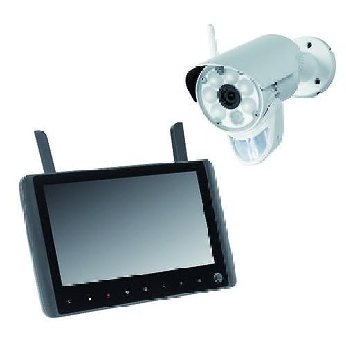 Indexa HD-Funk-Überwachungskamera mit Multifunktionsmonitor - DW600 SET
