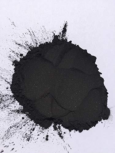 Sterk Black(1 Lb) pigment/kleurstof voor beton, huisverf, keramiek, gips, cement, render,aanwijzen,mortel,stenen,tegels e.t.c door Grapewood kleuren